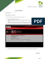 Setup ADSL AlcatelHW5503G