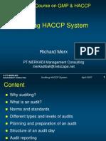 Merx_Principles of HACCP Auditing