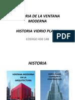 Historia de La Ventana Moderna (1)