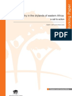 Agroforestry in Drylands (Eastern-Africa)