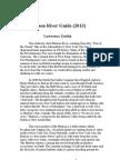 Hudson River Guide 2013d