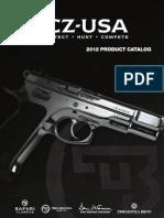 CZ USA Catalog 2012.pdf