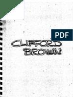 [Book] Clifford Brown