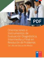Orientaciones e Instrumentos Eval Diag Intermedia-Final Res Prob 1