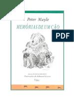Peter Mayle - Memórias de um Cão(doc)(rev).doc