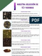 NUESTRA SELECCIÓN DE TÉ Y ROOIBOS.pdf