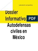 Autodefensas Mexico