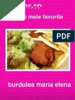 Burdulea Maria Elena - Retetele Mele Favorite (Gustos.ro)
