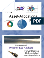 Why Asset-Allocations Fail