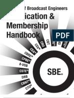 2-2011 Certification Handbook