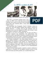 Cascavel, o IPTU e as lições de 1977