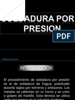 22495018 Soldadura Por Presion