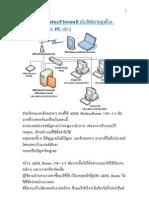 ทำ ADSL RouterFirewall ประสิทธิภาพสูงด้วย M0n0wall จาก PC เก่าๆ