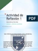 Actividad de Reflexion 1