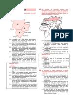 Prova de Geografia (Com Respostas Justificadas)