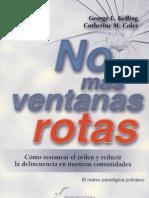 Kelling y Coles-no Mas Ventanas Rotas