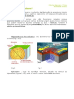 Ficha Informativa - Actividade Sismica