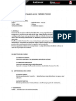 Curricula Postproduccion