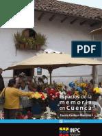 Espacios de La Memoria en Cuenca