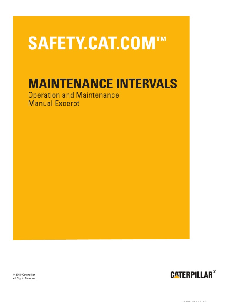 CAT GENERATOR 3408c and 3412c Maintenence Manual | Belt (Mechanical) |  Coolant