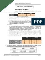 Ejercicios resueltos Economía 1º - Tema 14