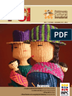 Patrimonio Cultural Inmaterial No. 7