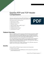 Express RTP and TCP Header Compression Rtpfast