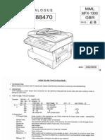 MFX1300 - 1700 ILLUSTRATION