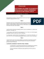 pravilnik o zdravstvenim uslovima za vozače