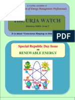 The Urja Watch Jan 09