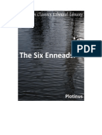 Plotinus, Six Enneads