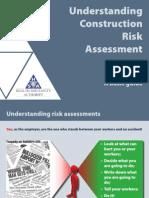 Understanding Construction Risk Assessment