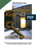 The Manifestation Key