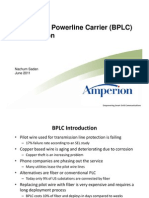 Amperion Broadband PLC Presentation June 2011