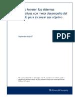 McK Education Report 2007 SPANISH
