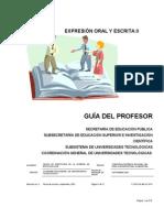 Expreesion Oral y Escrita II