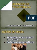 1 FACTORES EN POLÍTICAS PÚBLICAS