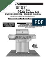 Brinkman 4435 Owners Manual