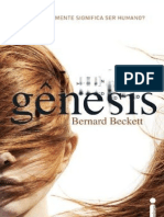 Bernard Beckett - Gênesis