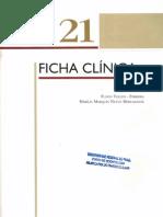 21 - FICHA CLÍNICA