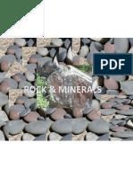rock  minerals