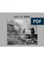 unit 12 - wwii website