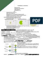Probabilidades e Combinatória (Reparado)