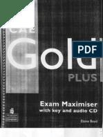 Cae Gold Exam Maximiser 2008