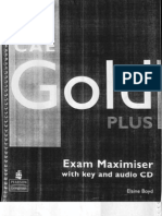 Cae Gold Exam Maximiser 2008