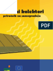 SIC Samogradnja Solarnih Kolektora
