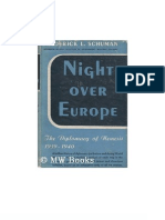 Schuman-Night Over Europe