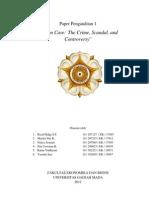 paper Audit - Enron Case