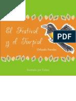 El Festival y El Turpial. Orlando Paredes