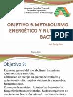 _METABOLISMO y Nutricion Microbiana 2013
